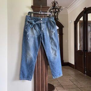 Rinascimento Jeans Size Large